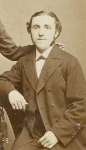 Pfarrer Staudenmeyer