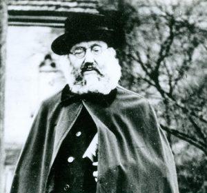 Pfarrer Johannes Meisinger